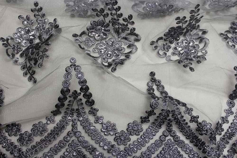 BEVERLY / GREY            / 100% Polyester