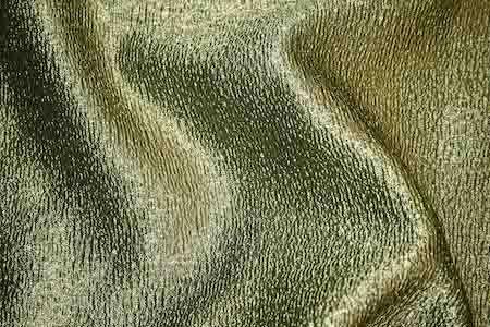 LUXURY / APPLE GREEN / 100% Polyester