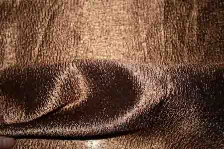LUXURY / COPPER                 / 100% Polyester