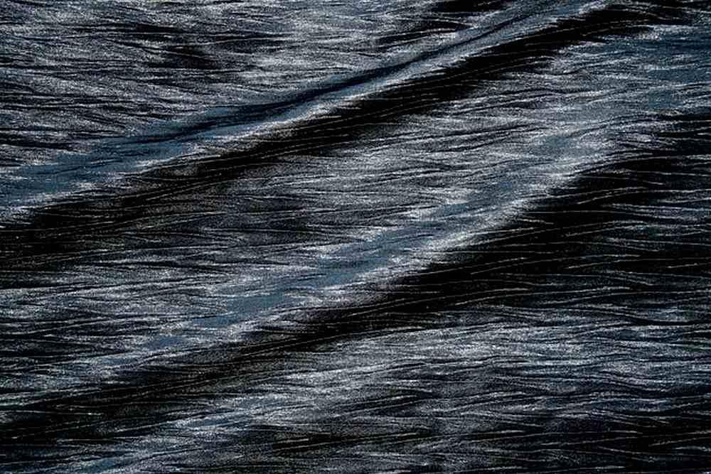 SPARKLING / BLACK         / 100% Polyester