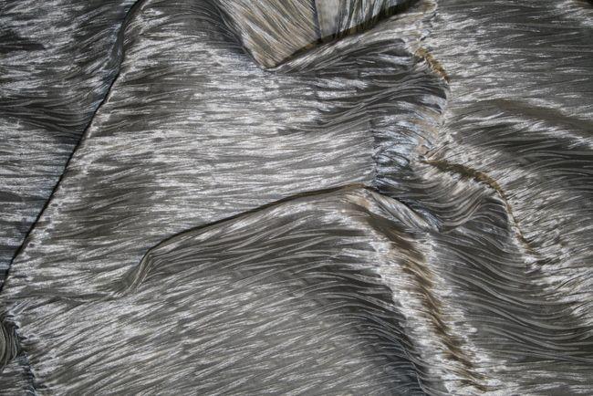 SPARKLING / GREY         / 100% Polyester