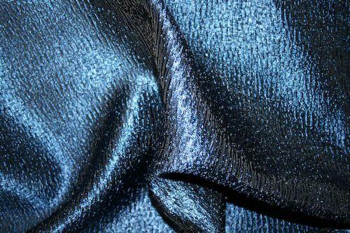 LUXURY / NAVY                 / 100% Polyester