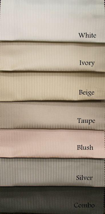 COLOR LINE / RYE / 100% Polyester