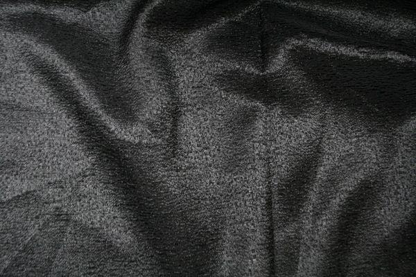 LUXURY / BLACK / 100% Polyester