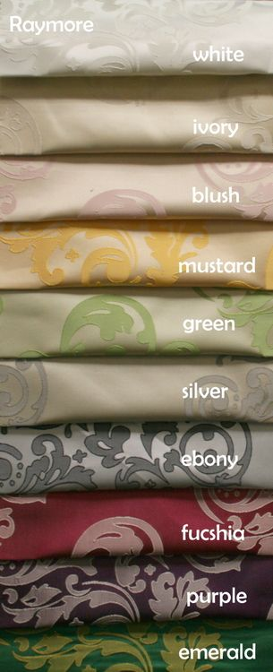 COLOR LINE / RAYMORE         / 100% Polyester