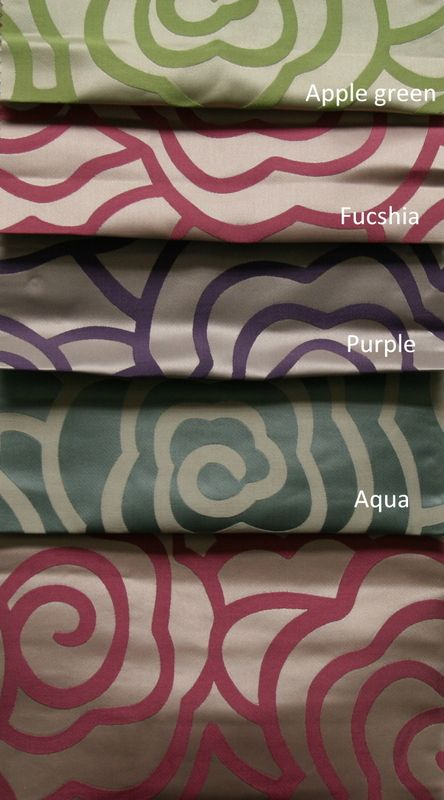 COLOR LINE / PEONY         / 100% Polyester
