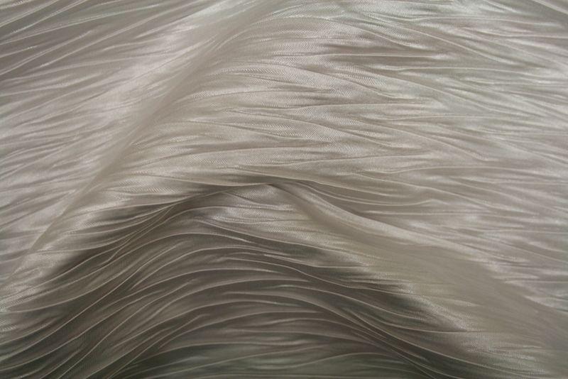 SPARKLING / PARCHMENT         / 100% Polyester