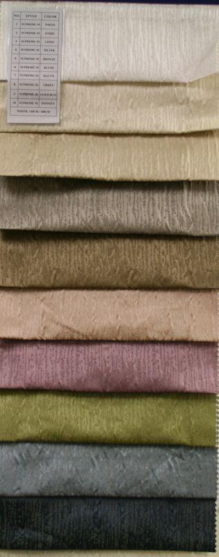 COLOR LINE / SUPREME.02         / 100% Polyester