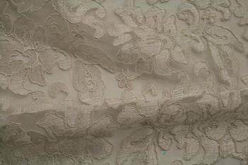 LACE FABRIC AVE / IVORY