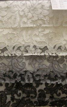 COLOR LINE / LACE FABRIC AVE