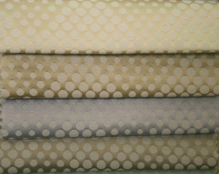 COLOR LINE / VANDERBILT DOTS         / 100% Polyester