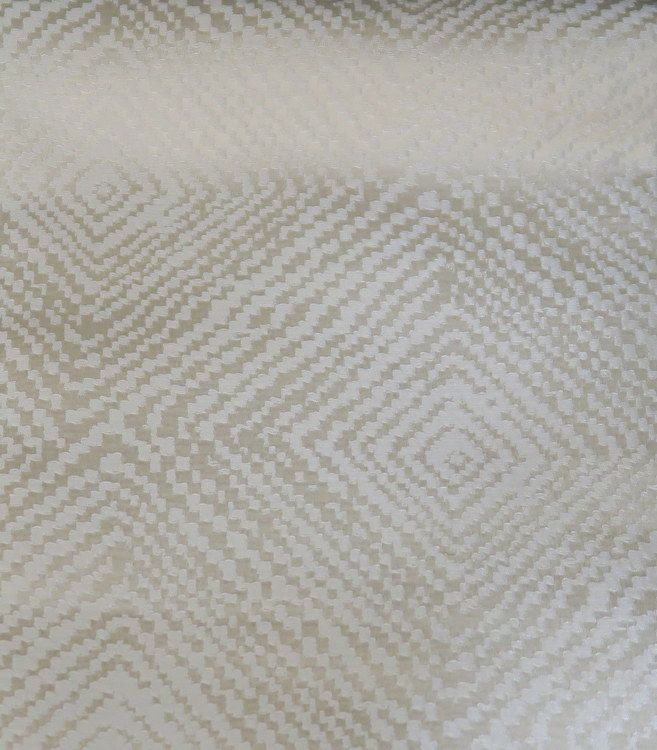 DIAMOND / IVORY-8         / 100% Polyester