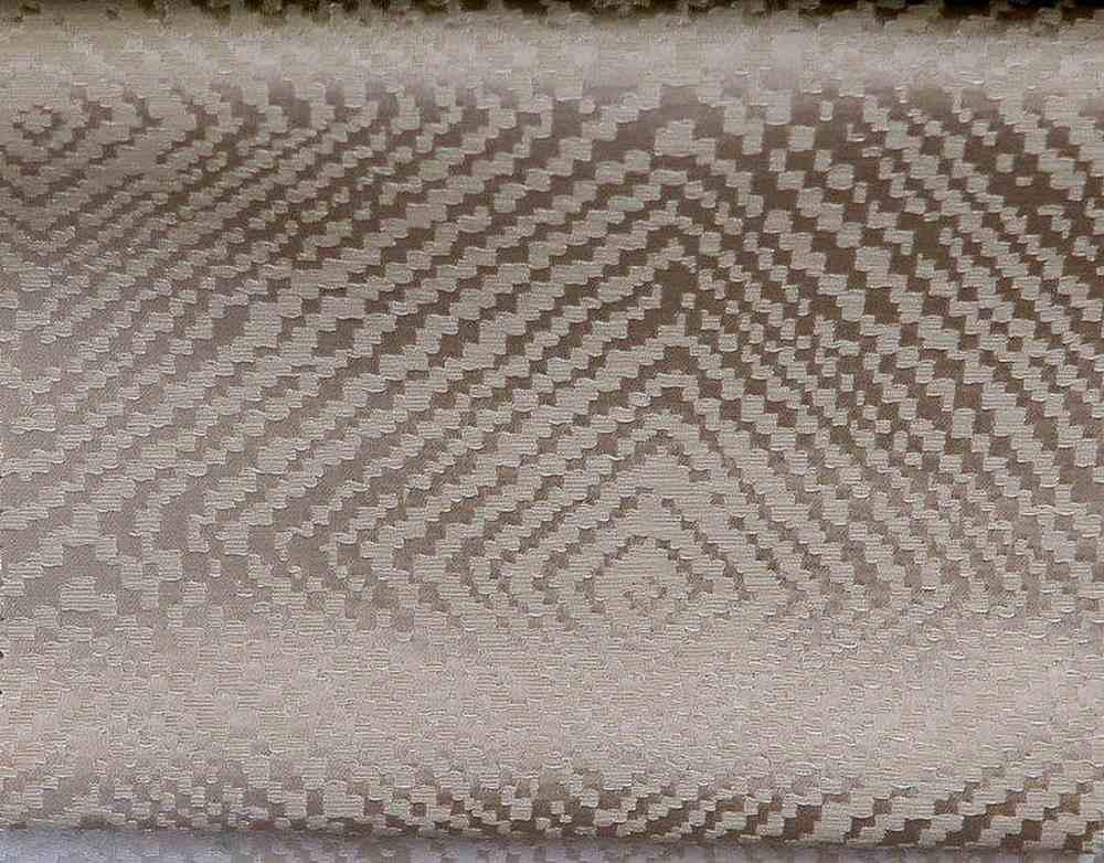 DIAMOND / TAUPE-10         / 100% Polyester
