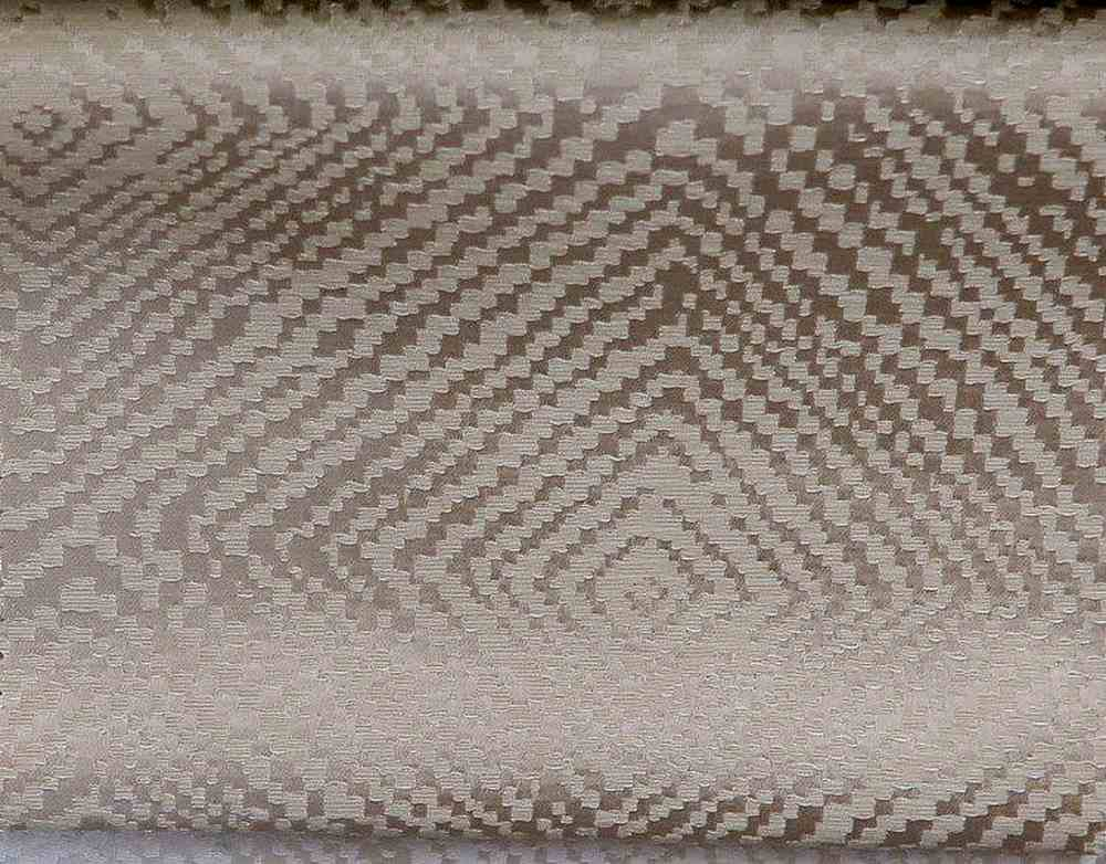 DIAMOND / TAUPE-10         / 100% Polyester