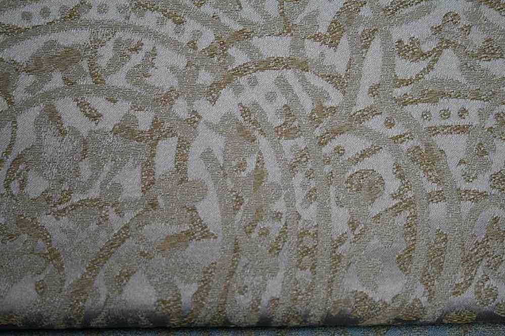 PORCELAIN / COBALT=5         / 100% Polyester
