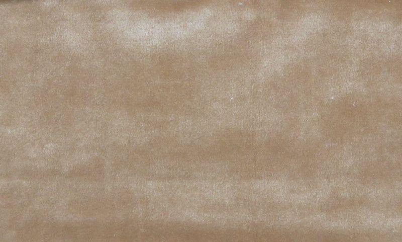 VELVETEEN / IVORY-B1 / 100% Polyester 183cm