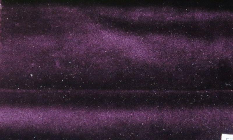 VELVETEEN / PLUM-B30 / 100% Polyester 183cm