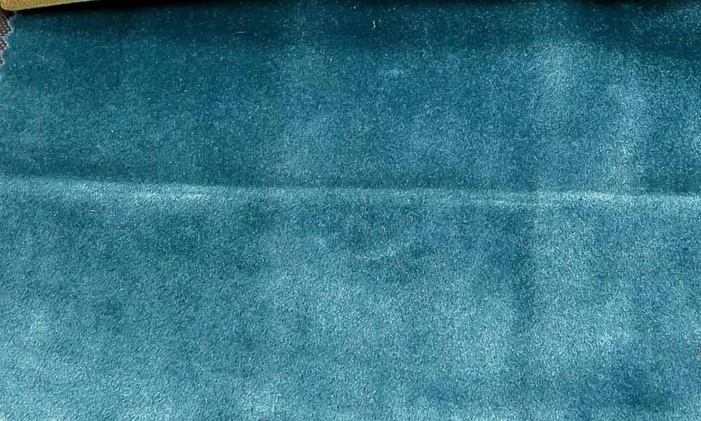 VELVETEEN / SEAFOAM-A28         / 100% Polyester 183cm