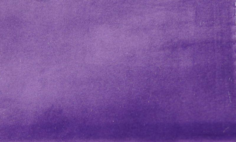 VELVETEEN / PURPLE-U31         / 100% Polyester 183cm