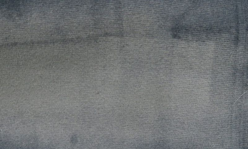 VELVETEEN / CHARCOAL-U35         / 100% Polyester 183cm