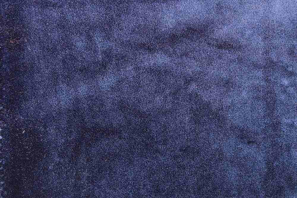 VELVETEEN / DARK BLUE-83         / 100% Polyester 183cm