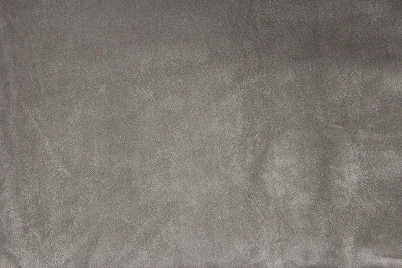 VELVETEEN / GREY-8 / 100% Polyester 183cm