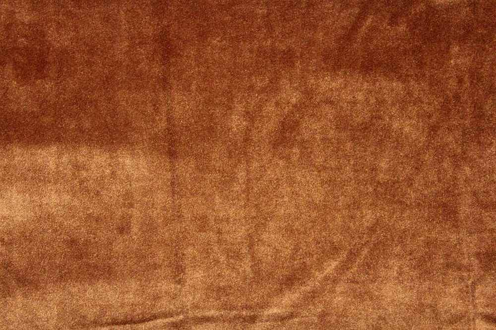 VELVETEEN / RUST-16             / 100% Polyester 183cm