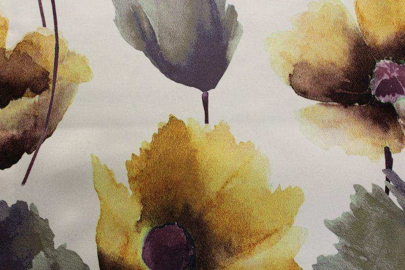ANTHIUM / SUNFLOWER                 / 100% Polyester