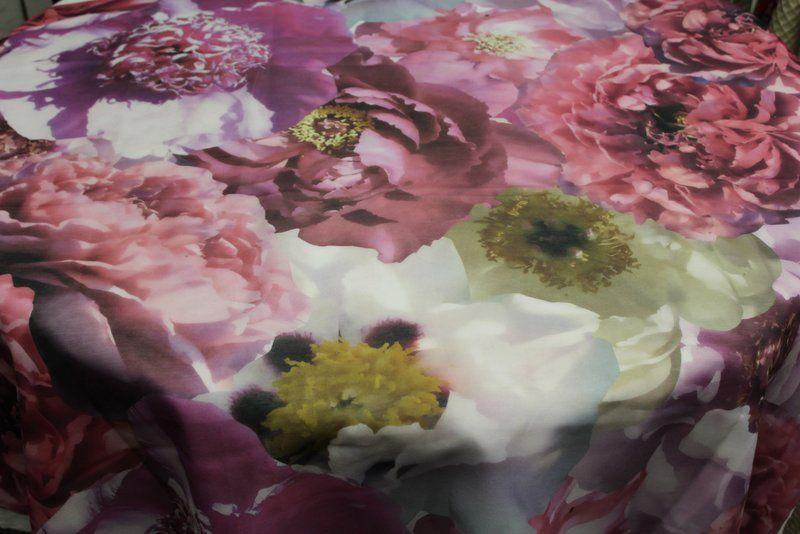 ROSEMARIE / MULTI                 / 100% Polyester