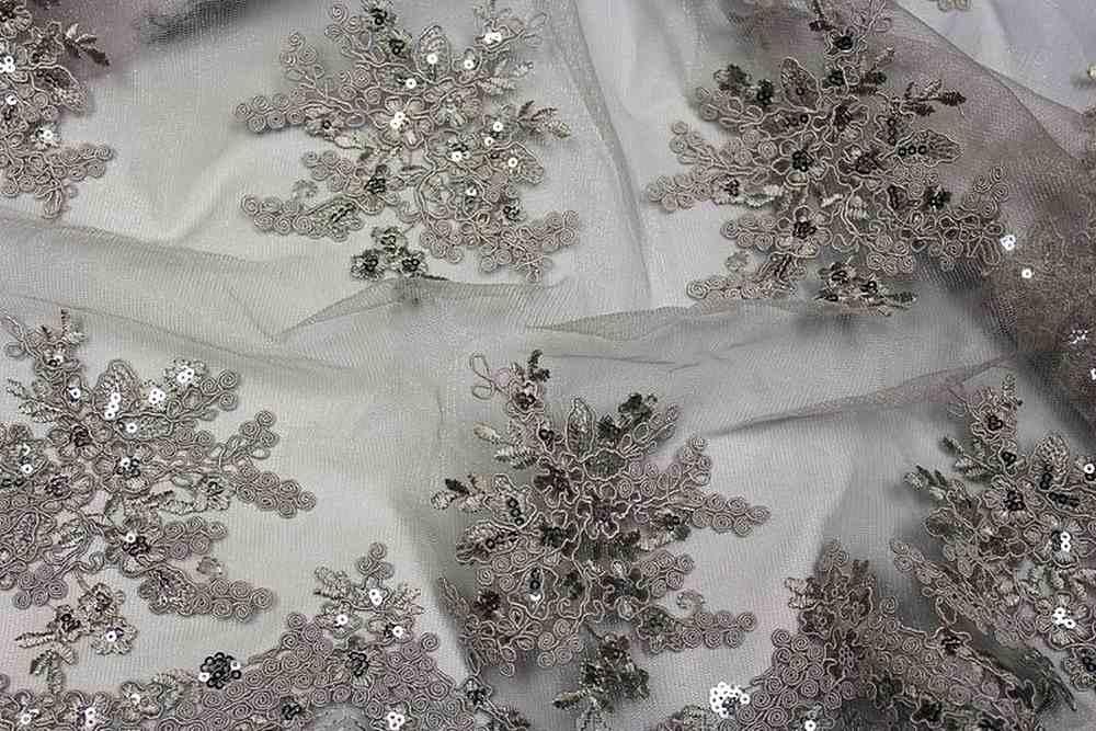 ALLEY / GREY / 100% Polyester