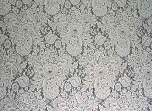 EDEN / WHITE / 100% Polyester