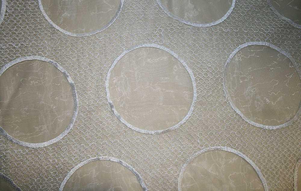 GLACIER / IVORY / 100% Polyester
