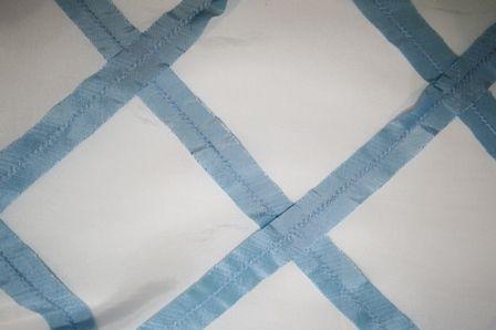 JOYCE / BLUE / 50% Poly 50% Nylon