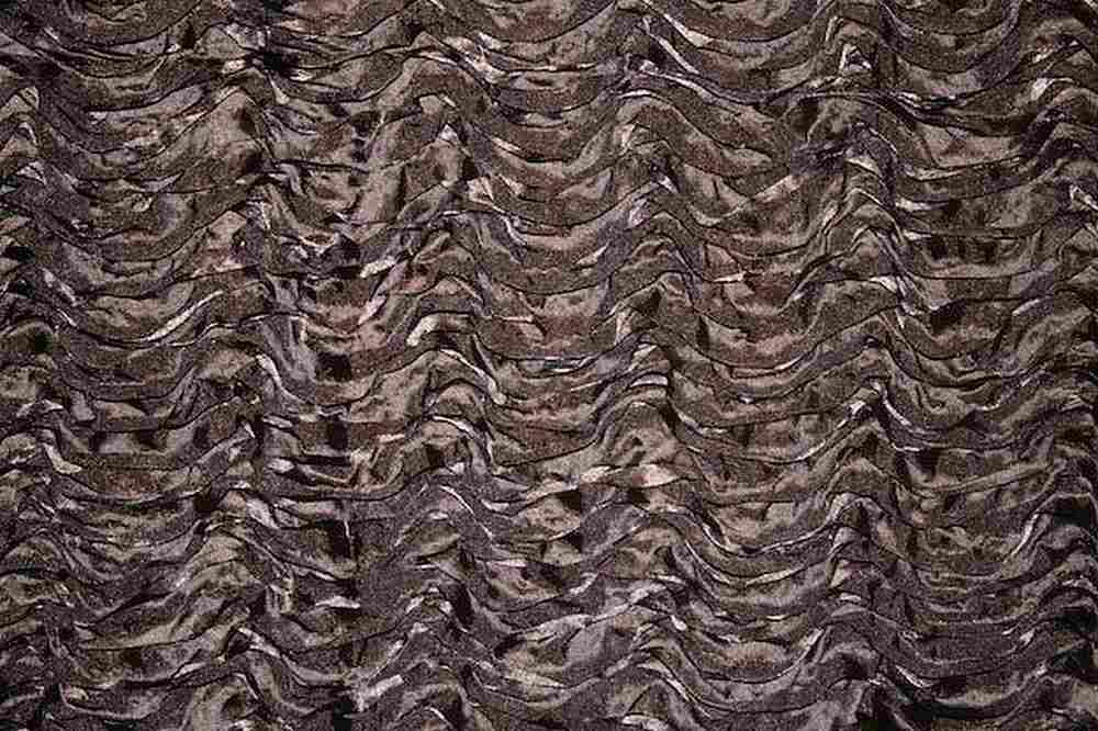 MACKENZIE / CHOCOLATE / 100% Polyester