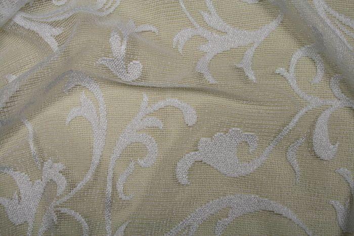 CARLISLE / WHITE / 100% Polyester