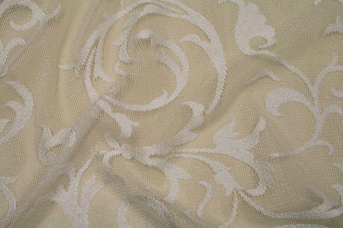 CARLISLE / IVORY / 100% Polyester