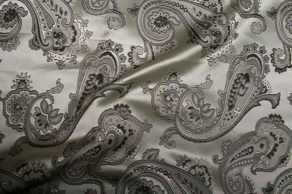 LAREDO / SILVER / 100% Polyester