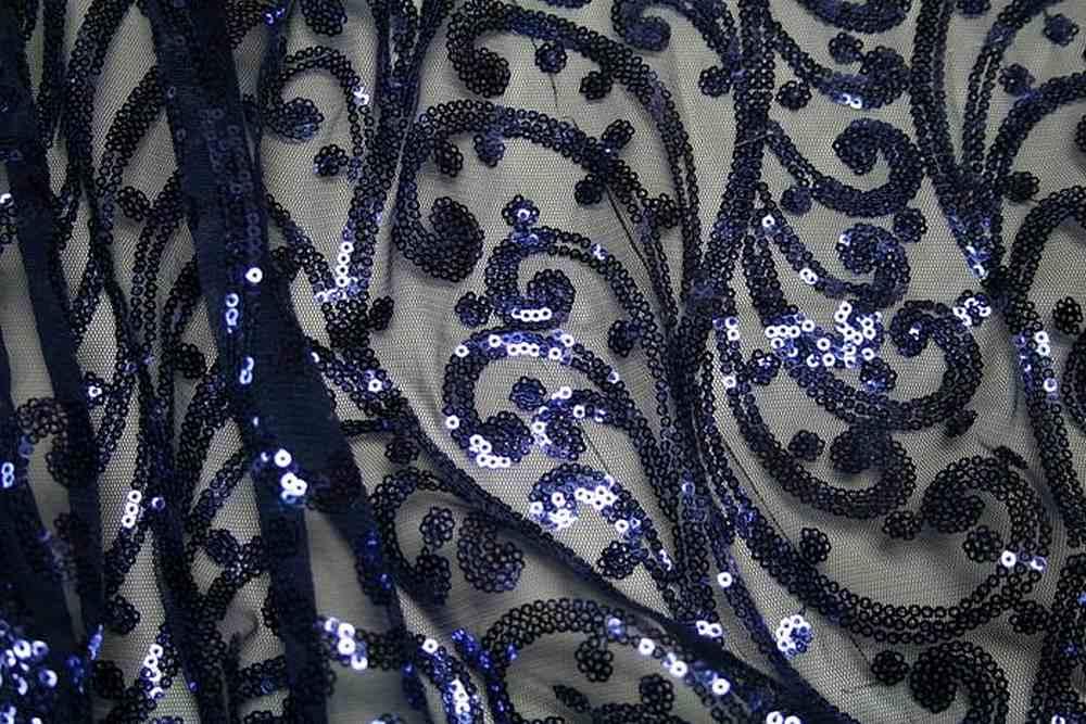 ANDORRA / NAVY / 100% Polyester