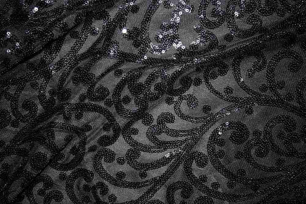 ANDORRA / BLACK / 100% Polyester
