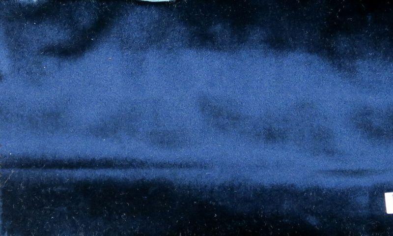 VELVETEEN / NAVY-A29 / 100% Polyester 183cm