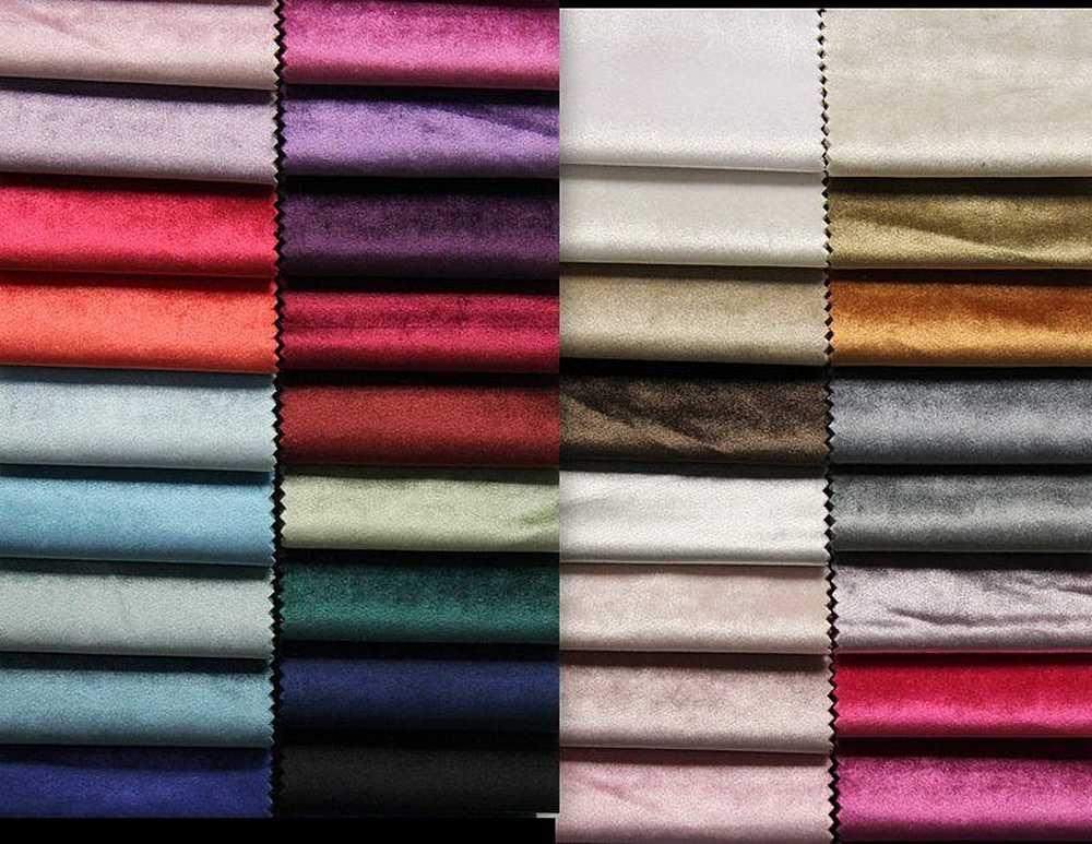 COLOR LINE / VELVETEEN / 100% Polyester