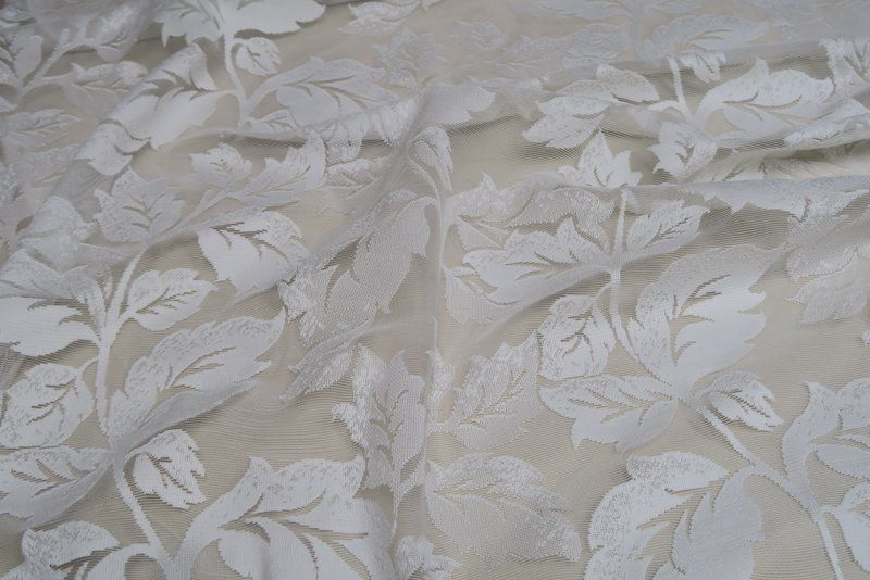 IRVINE / IVORY / 100% Polyester