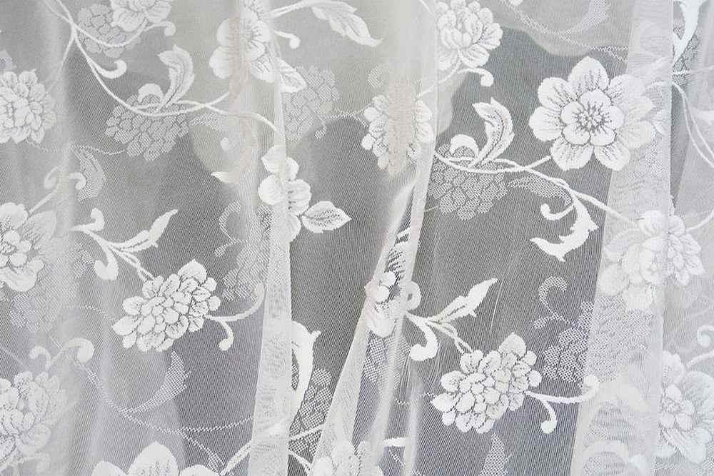 GLASGOW / IVORY / 100% Polyester