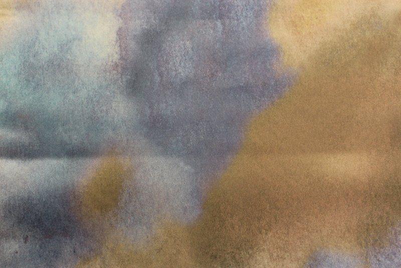 AQUARIUM / NAVY / 100% Polyester