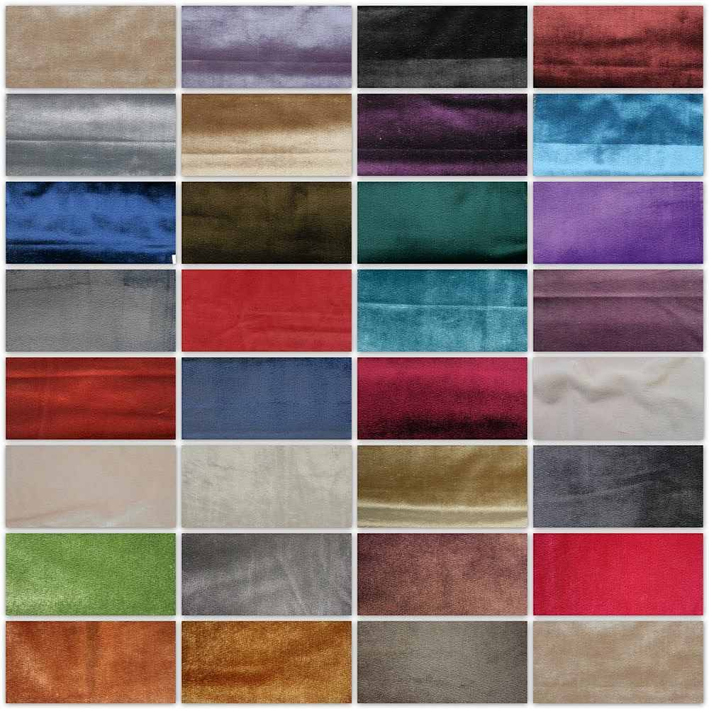 COLOR LINE / VELVETEEN COMPL / 100% Polyester