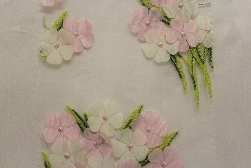 BOUQUET / PINK / 100% Polyester
