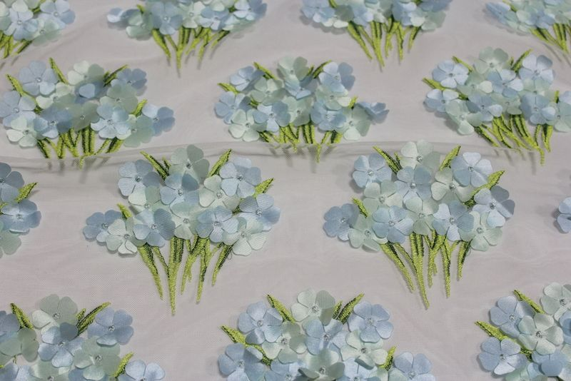 BOUQUET / FULL IMAGE / 100% Polyester