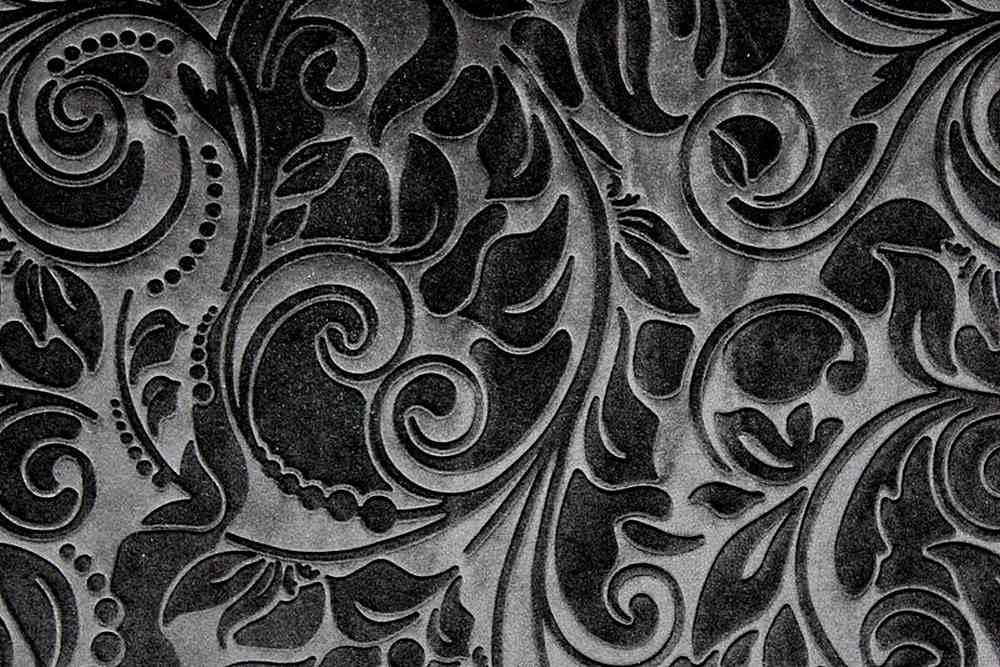 LOBBY / BLACK / 100% Polyester