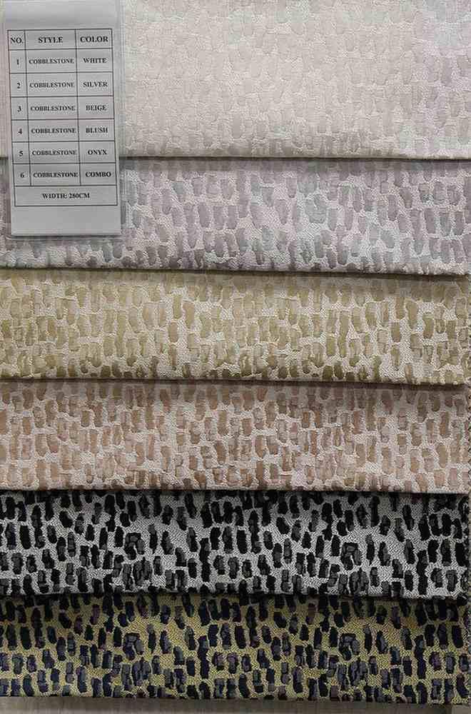COLOR LINE / COBBLESTONE / 100% Polyester