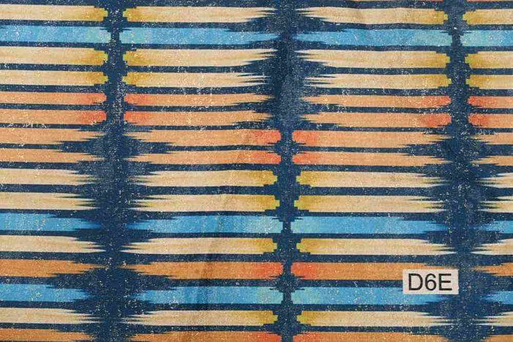 AURURA / BLUE D6E / 100% Polyester
